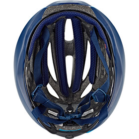Giro Syntax Fietshelm, matte midnight/blue jewel